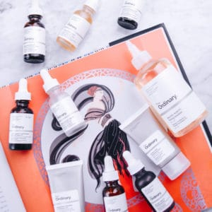 the best The Ordinary skincare products for melasma and hyperpigmentation